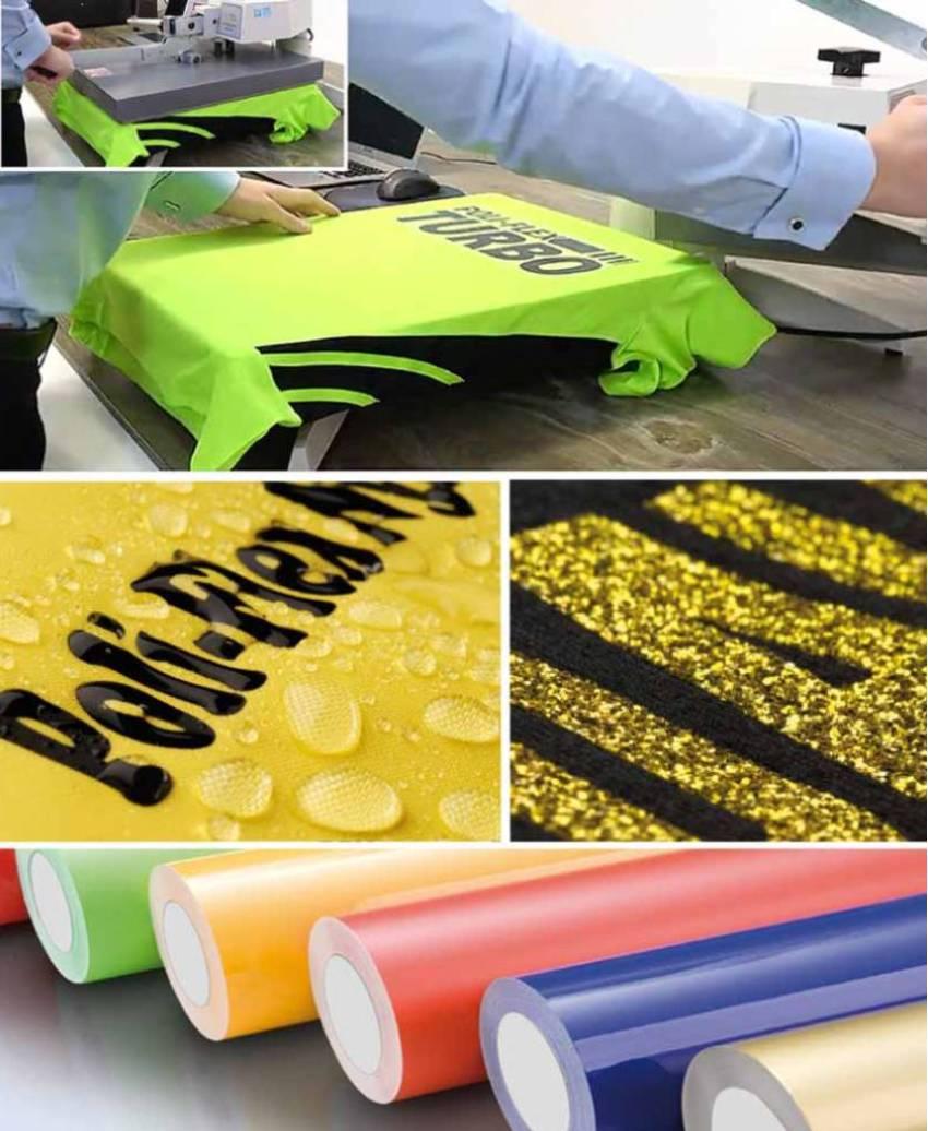 Poli-Flex for Textile